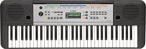 Yamaha YPT255 Full Personal Keyboard