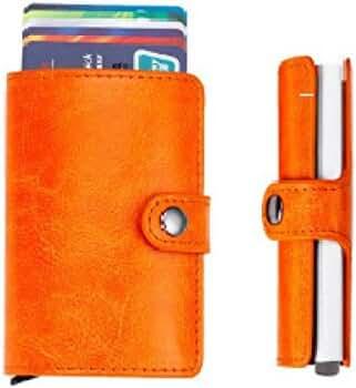Hot Antitheft Men Wallets Aluminum Credit Card Protector Slim RFID Wallet Holder Case Automatic Business Cardholder porte carte