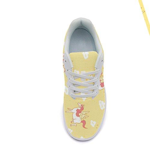 Ddkafjfj Modello Giraffe Animalier Donna Sneakers Supra Basket Sneakers Traspiranti Leggere Bianche4