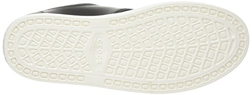 crocs Herren Citilane Leather Lace-up Men Low-Top Braun (Espresso/White)
