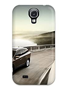 First-class Case Cover For Galaxy S4 Dual Protection Cover Volvo Xc60 35 by lolosakes