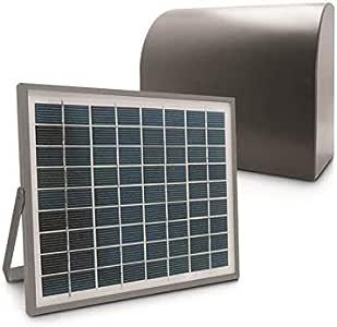 Avidsen 114373 - Kit de alimentación solar: Amazon.es: Bricolaje y herramientas