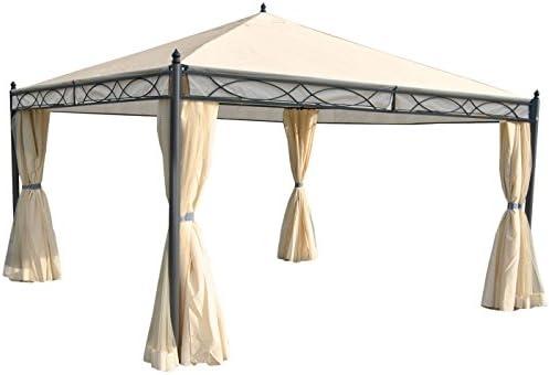 Pergola Cadiz, Cenador, estructura estable de 7 cm de con aspecto ...