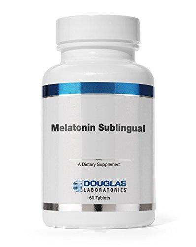 Douglas Laboratories%C2%AE Melatonin Sublingual Supports