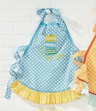 Baker in Training Sweet Treat Embroidered Cotton Childs Apron