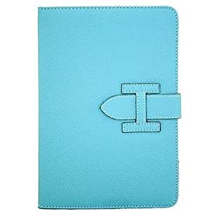 CeeMart The Hermes Litchi Stria Full Body Case for iPad