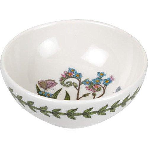 "Portmeirion 632776 Botanic Garden Set of 4 Low Bowls, 3.75"","