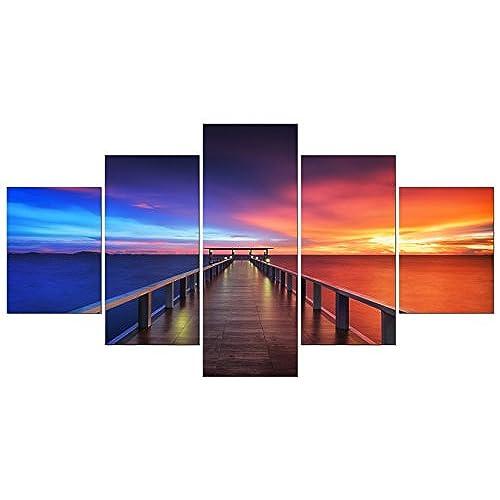 simple canvas art wall decor amazon com
