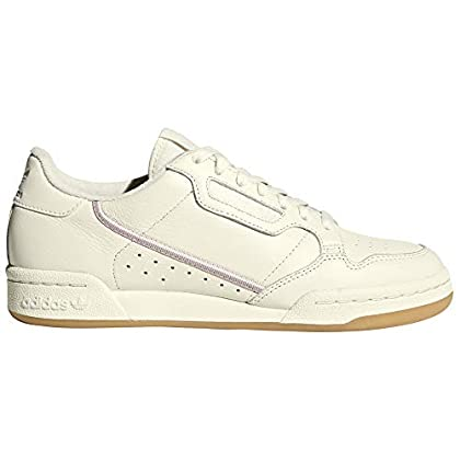 Adidas Continental Trainers Womens. (5.5 UK, Beige/Orchid Tint/Soft Vision)