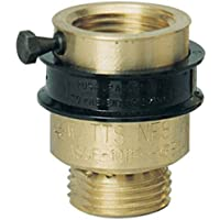Watts Brass & Tubular NF8 Hose Connection Vacuum Breaker - Quantity 1 by Watts
