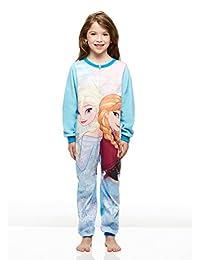 Girls Cozy Pajamas, Blanket Sleeper Onesie | Pajama