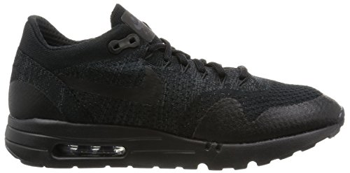Trainers 1 Max Flyknit Nike Mens Ultra Black 859658 Anthracite Shoes Running Air Sneakers wq0E1F