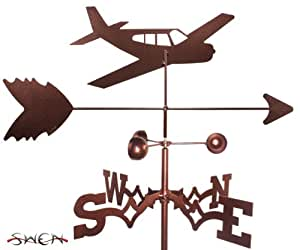 AIRPLANE - LOW WING Weathervane