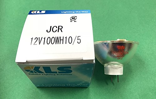 KLS JCR 12V100WH10/5 OP-91641 12V100W KEYENCE 3D laser microscope light bulbs from KLS