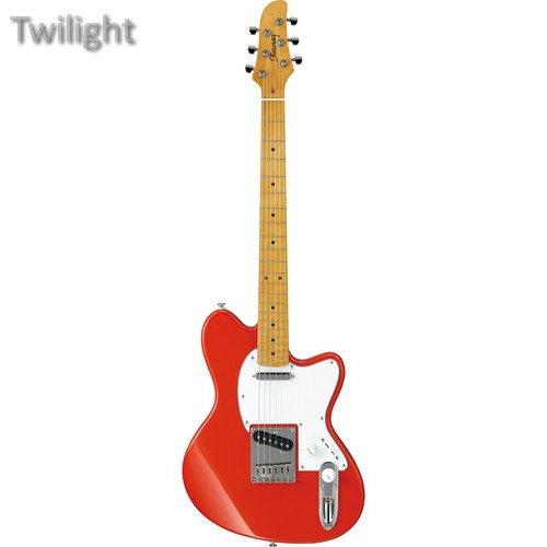 (Ibanez TM302M Talman Standard Series Electric Guitar (Antique Red))