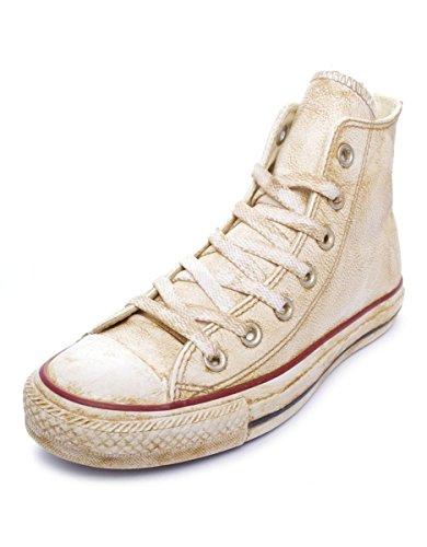 Converse Chuck Taylor All Star Hi Leather Ltd Unisex Adultos, glattleder Zapatillas, High