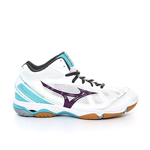 Mizuno Wawe Hurricane Mid Damen Größe 37SCHUHE Volley Volleyball Damen Mizuno 37