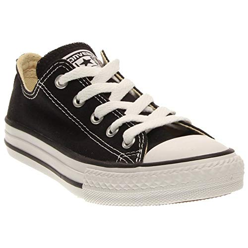 Converse Chuck Taylor All Star Lo Top Little Kids Black size 11.5 ()