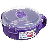 Sistema To Go Collection Microwave Breakfast Bowl