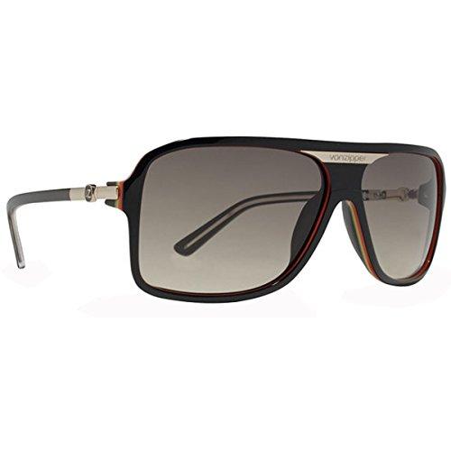 VonZipper Stache Men's Casual Wear Sunglasses - Vibrations/Gradient / One - Stache Sunglasses