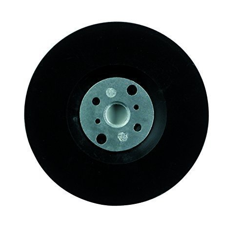 Supporting Disc Diameter 125 MM x M14 with tension screw for Fibre Discs for Winkelschleifer by DRONCO