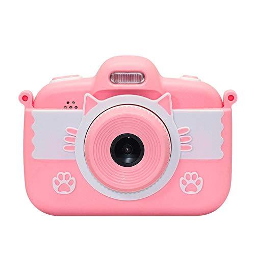 boastvi Photo Camera Kids, Kinder Kamera,3 Zoll Digital Kamera, Fotokamera, Touchscreen Video Fotokamera, Photo Kids…