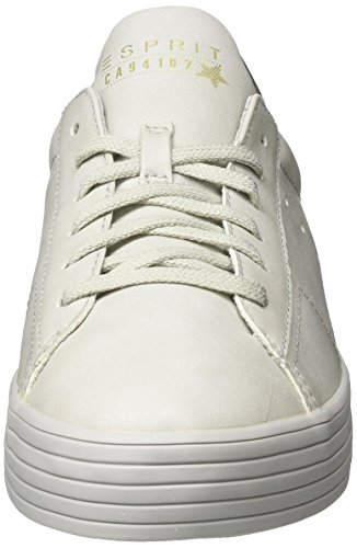 Esprit Sita Lace Up, Zapatillas para Mujer Gris (040 Light Grey)
