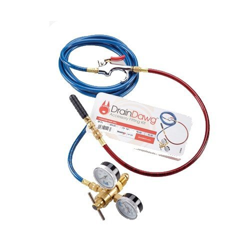 DiversiTech CB-2 DrainDawg Condensate Line Drain Cleaning Kit
