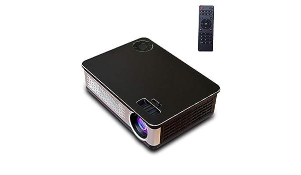 PAN-EX Z720 Proyector Inteligente 1280x768P con Pantalla LCD única ...