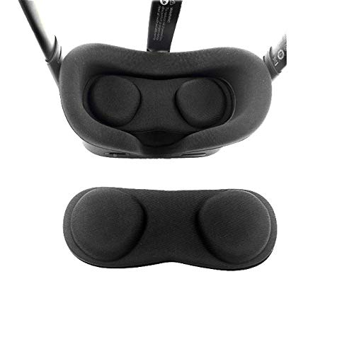 VR Lens Protect Cover Dust Proof Cover for Oculus Quest All-in-one VR Gaming Headset by URBANSUN