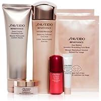 Shiseido 6-Piece Benefiance Smoothing Essentials Set
