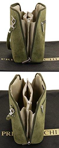 carrosserie sac cuir Sacchi Suede de petit italien Primo micro ou sac UBvw8v