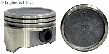 STD Piston GM 5.0L 305 Dish Top Enginetech P1503 8