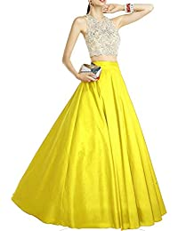 Amazon.com: Yellows - Special Occasion / Dresses: Clothing