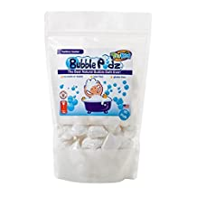 TruKid Yumberry 60 Piece Family Size Bubble Podz, White, 60 Count by TruKid