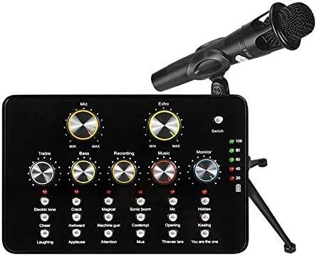 Micrófono USB para ordenador portátil, mezclador de audio DJ Sound ...
