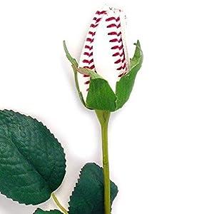 Baseball Rose 75