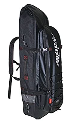 Beuchat Mundial 2 Long Fin Spearfishing Backpack with Insulated Cooler Compartment
