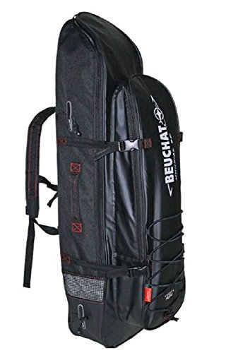 - Beuchat Mundial 2 Long Fin Spearfishing Backpack with Insulated Cooler Compartment