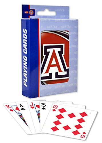 (MasterPieces NCAA Arizona Wildcats Playing Cards)