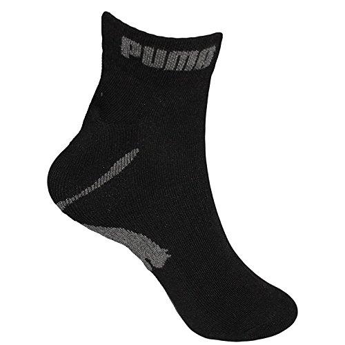 Puma Herren Sportsocken mehrfarbig merhfarbig Black / Dark Grey / White