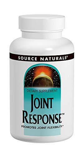 Source Naturals Joint Response, Promotes Joint Flexibility, 240 Tablets