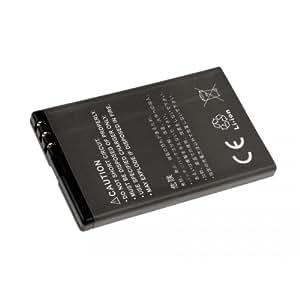 Batería para Nokia 5230, 3,7V, Li-Ion [batería para teléfono portátil]