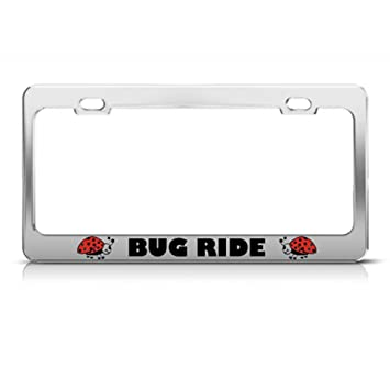 12x6 Zinc Alloy License Plate Frame Tag,I Love Dogs My Dog White Bling Crystal License Plate Aluminum Frame License Plate Frame Bling Size License Plate Covers & Frames License Plate Covers & Frames