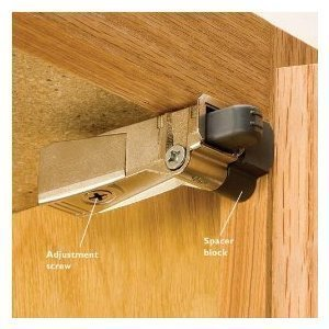 Blum Blumotion Adapter (Blumotion Hinge Adapter, Compact w/)