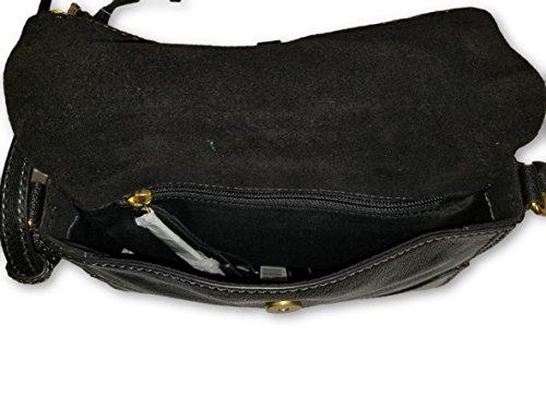 MELISSA OVER BAG FOLD CROSSBODY LEATHER FRYE A4qCwA