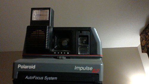 Polaroid Impulse Af Auto Focus Instant Vintage Film Camera