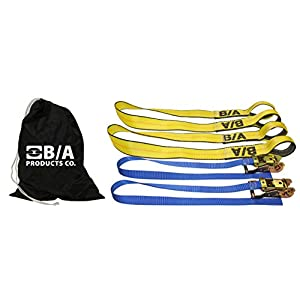 BA Products 21-2 Motorcycle Wheel Lift Sling Kit Towing Wrecker Recovery