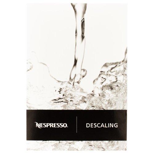 Kit de descalcificación para Nespresso para Essenza, Le Cube ...