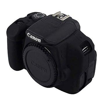 Mecaweb Funda Cover Carcasa para Fotocamera Canon EOS 650D ...